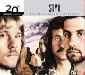 20th century masters. The Millenium - Styx