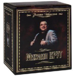 Михаил Круг - Золото Шансона (7 CD)