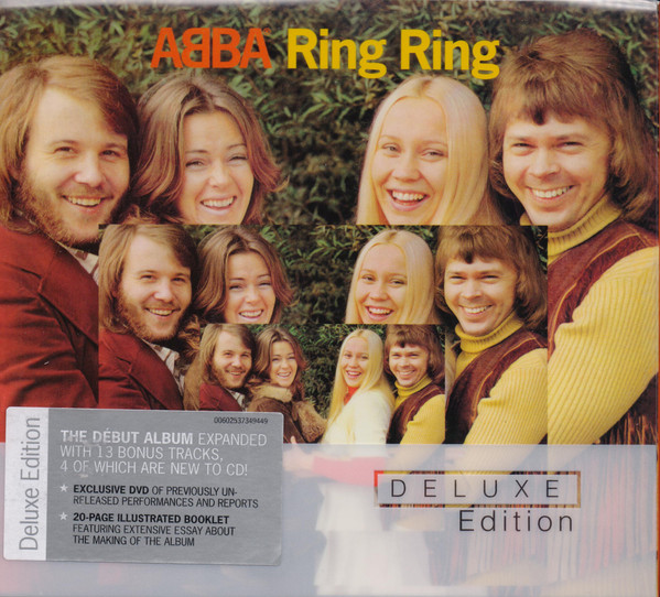 ABBA - Ring Ring (CD+DVD) (Deluxe Edition, Reissue)