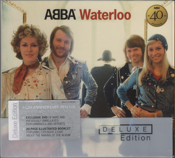 ABBA - Waterloo (CD+DVD) (Deluxe Edition, 40th Anniversary)