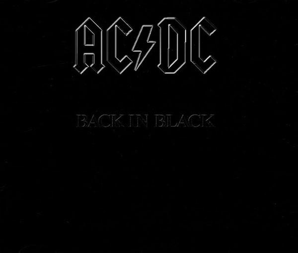 AC/DC - Back In Black (Import, 2014 Remastered)