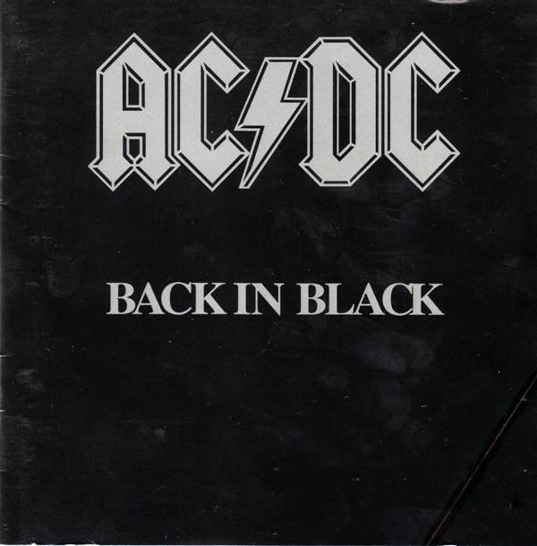 AC/DC - Back In Black (2006) (Import)