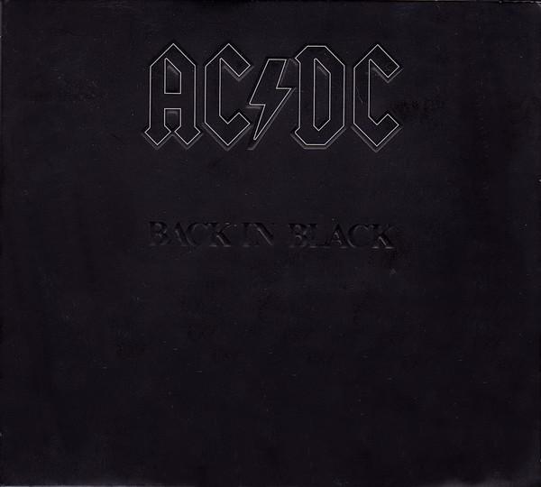 AC/DC - Back In Black (Import, EU)