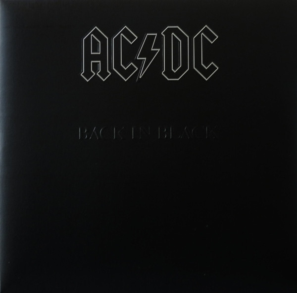 AC/DC - Back In Black (Vinyl, LP) (2009)