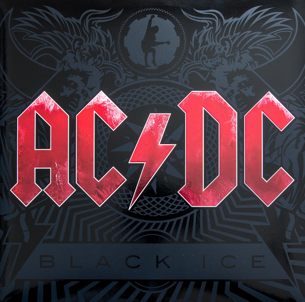 AC/DC - Black Ice (2×Vinyl, LP)