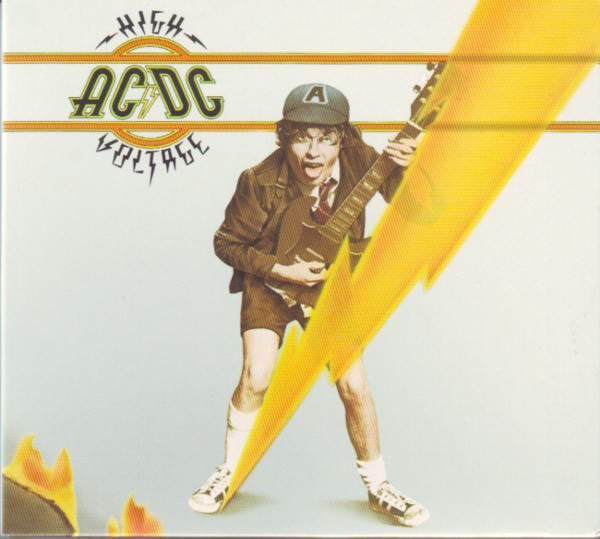 AC/DC - High Voltage (Import, 2014 Remastered)