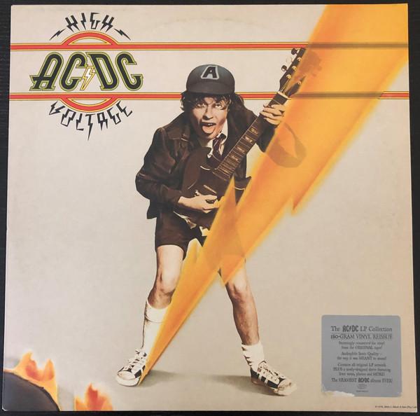 AC/DC - High Voltage (Vinyl, LP)