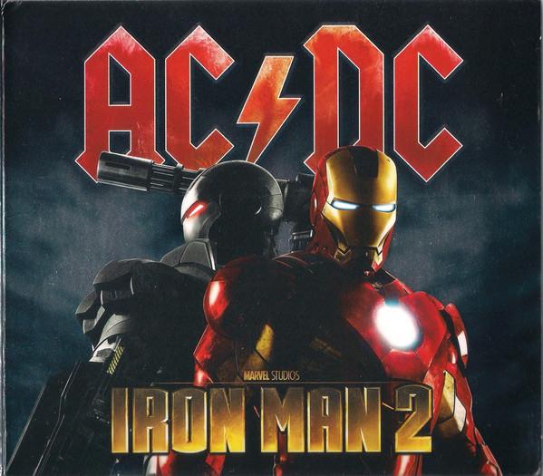 AC/DC - Iron Man 2 (2010, import)