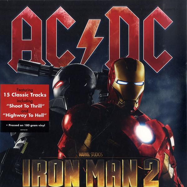 AC/DC - Iron Man 2 (Vinyl, 2xLP) (2010)