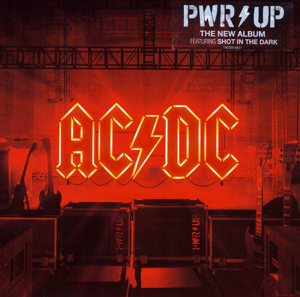 AC/DC - PWR/UP (Limited Edition, Red Opaque) (Vinyl, LP)