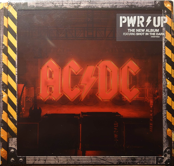 AC/DC - Power Up (Limited Edition, Box) (Import, EU)