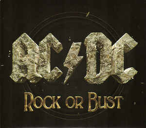 AC/DC - Rock or Bust (2014) (Import)
