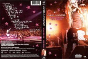 AVRIL LAVIGNE - BEST DAMN TOUR - LIVE IN TORONTO (DVD)