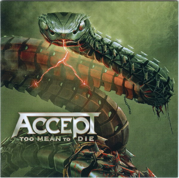 Accept - Too Mean To Die (2021) (Import, EU)