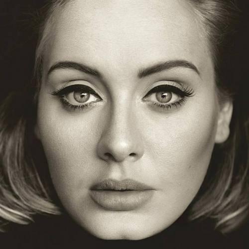 Adele - 25 (2015) (Import)