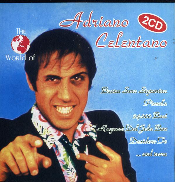 Adriano Celentano - The World Of Adriano Celentano (2 CD)