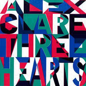 Alex Clare - Three Hearts (2014) (Import, EU)