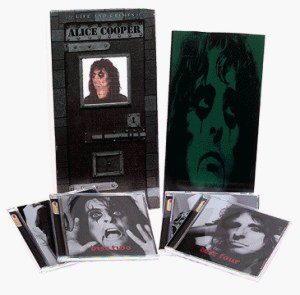 Alice Cooper. The Life And Crimes Of Alice Cooper (4 CD)