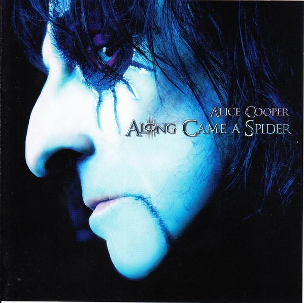 Alice Cooper - Along Came A Spider (Import, EU)
