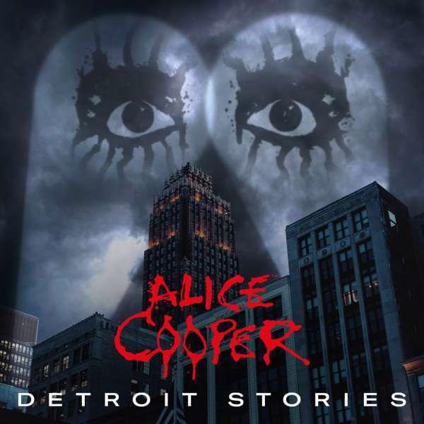 Alice Cooper - Detroit Storie (2021) (Import, EU)