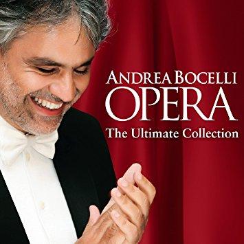 Andrea Bocelli - Opera. The Ultimate Collection