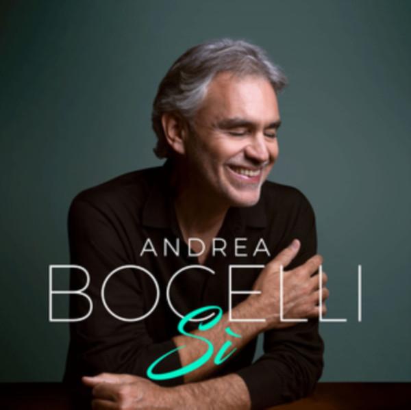 Andrea Bocelli - Si (2018) (Import, EU)