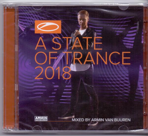 Armin van Buuren - A State Of Trance 2018 (2 CD, Import)