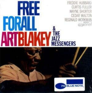 Art Blakey and The Jazz Messengers - Free For All (LP)