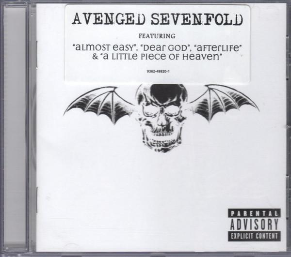 Avenged Sevenfold - Avenged Sevenfold (2007) (Import)