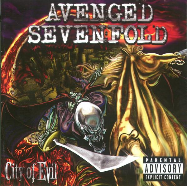 Avenged Sevenfold - City Of Evil (2005) (Import)