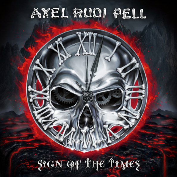 Axel Rudi Pell - Sign Of The Times (2020) (Import)