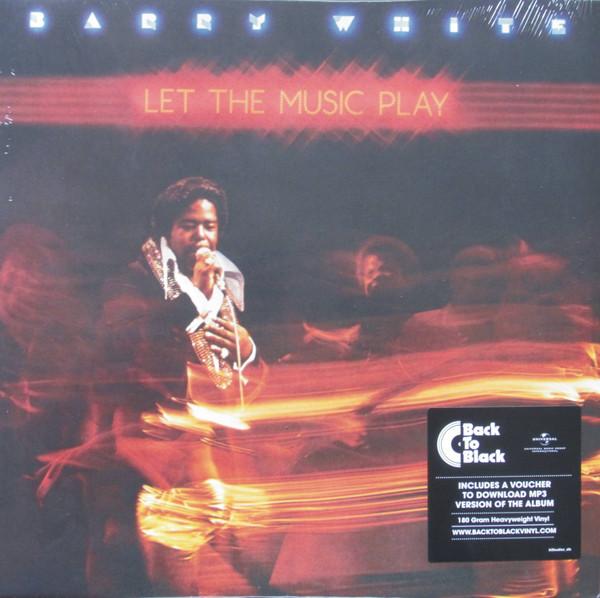 Barry White - Let The Music Play (Vinyl, LP)