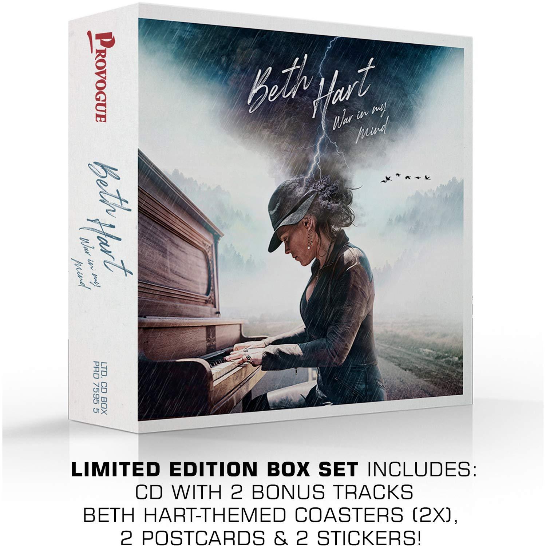 Beth Hart - War In My Mind (2019, Limited Edition, Box-Set)