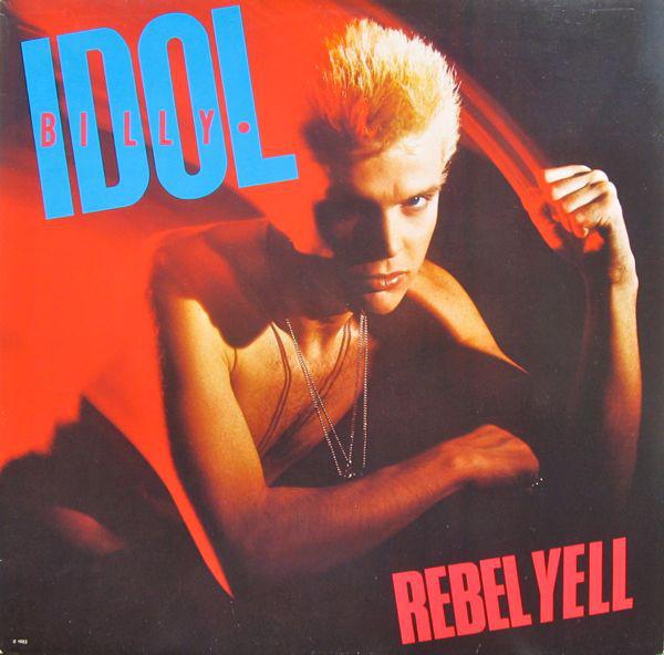 Billy Idol - Rebel Yell (Vinyl, LP)