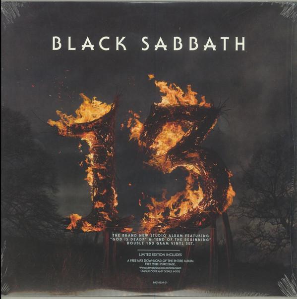 Black Sabbath - 13 (2хVinyl, LP)