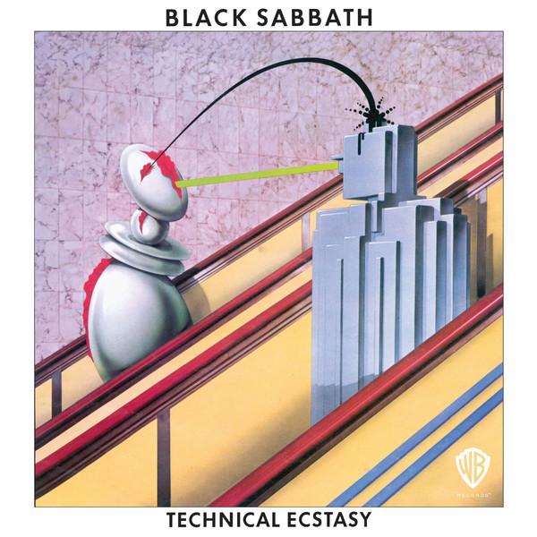 Black Sabbath - Technical Ecstasy (Vinyl, LP, Limited, White)
