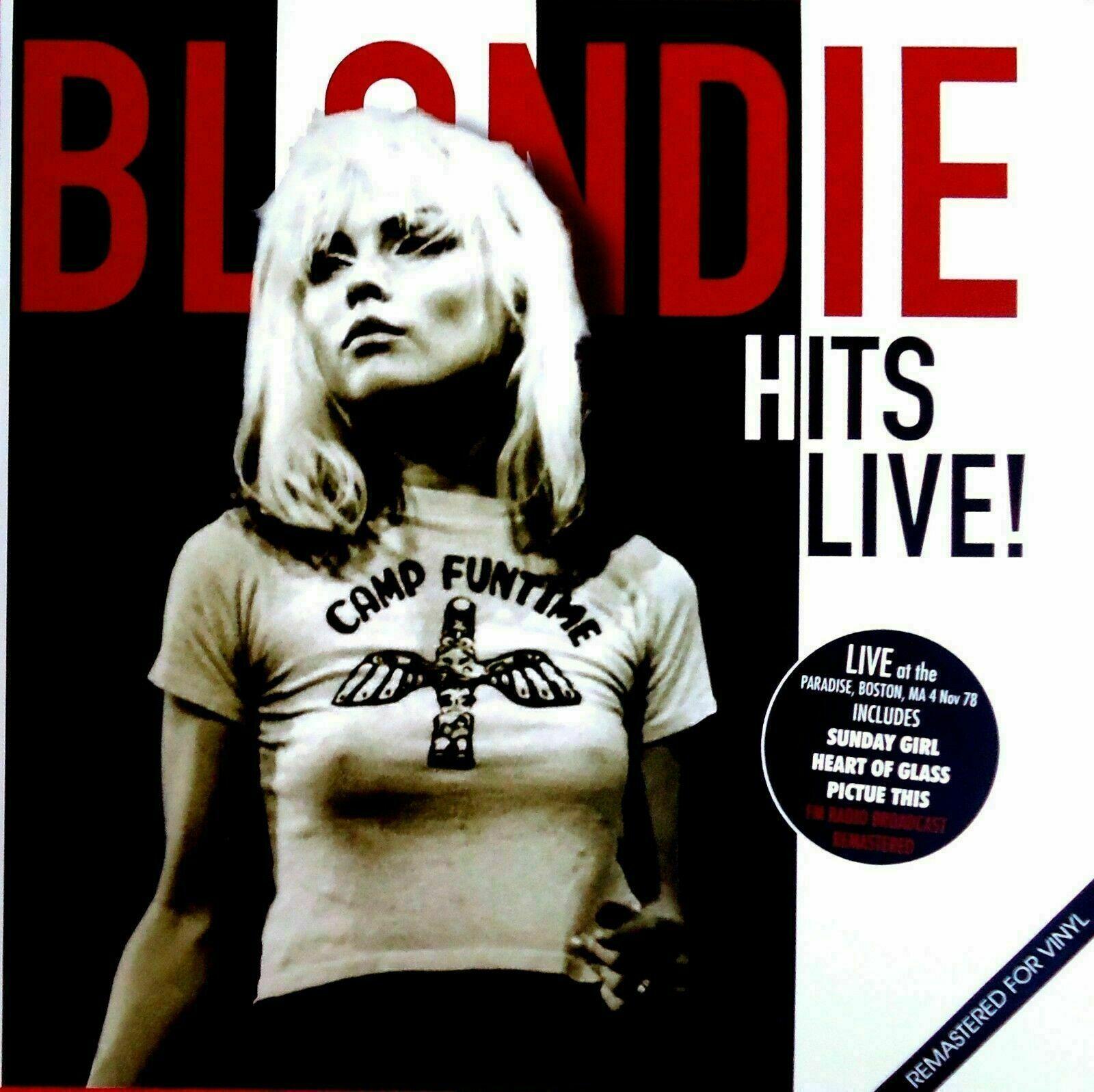Blondie - Hits Live! (Vinyl, LP)