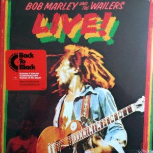 Bob Marley And The Wailers - Live! (LP)