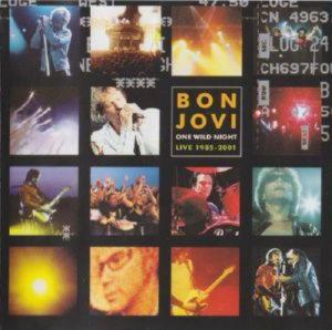 Bon Jovi - One wild night