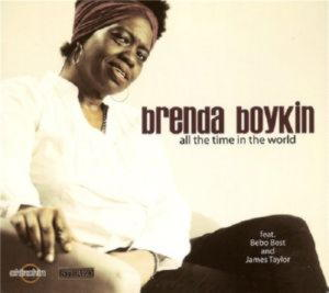 Brenda Boykin – All The Time In The World