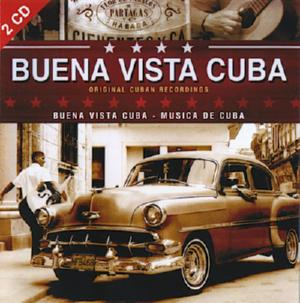 Buena Vista Cuba - Musica De Cuba /2 Cd/