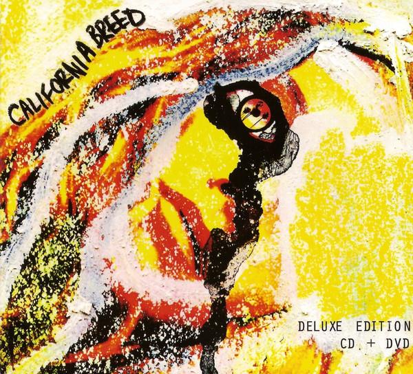 California Breed - California Breed (Import) (Deluxe, CD+DVD)