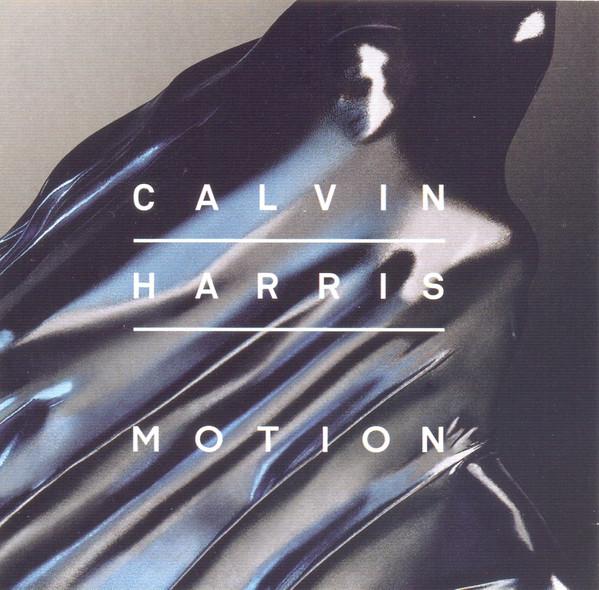Calvin Harris - Motion (2014) (Import)