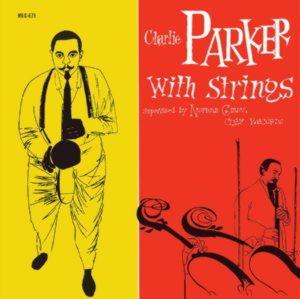 Charlie Parker - Charlie Parker With Strings (LP)