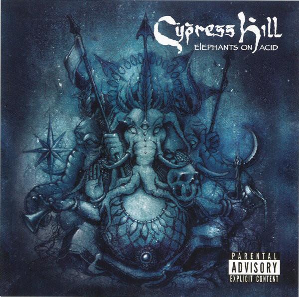 Cypress Hill - Elephants On Acid (Import, EU)