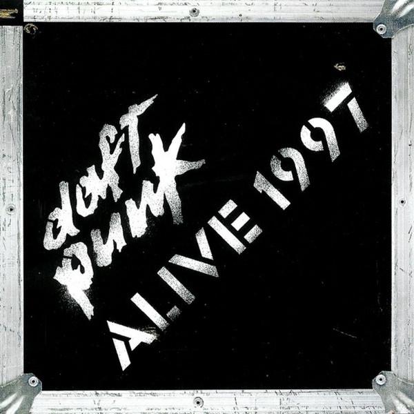 Daft Punk - Alive 1997 (Vinyl, LP) (2014)