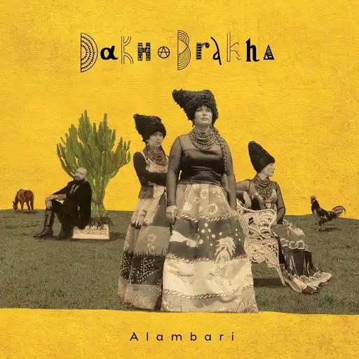 ДахаБраха - Alambari (2020)