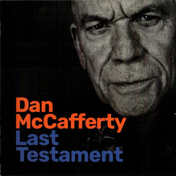 Dan McCafferty - Last Testament (2019)(digipak)