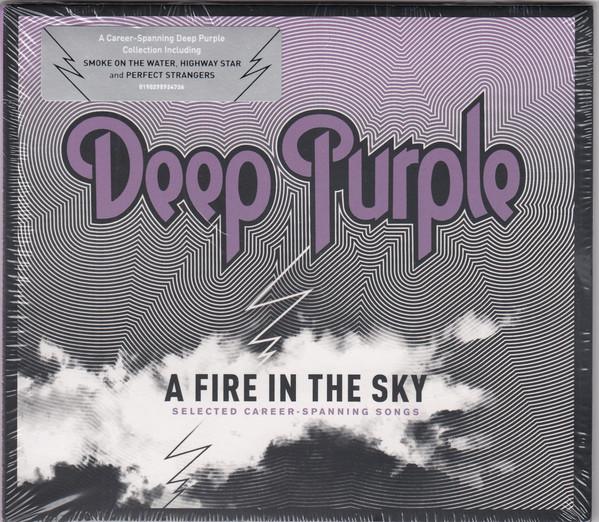 Deep Purple - A Fire In The Sky (Import, EU)