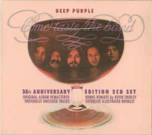 Deep Purple - Come Taste The Band (2010 Remastered, 2cd)(Import,